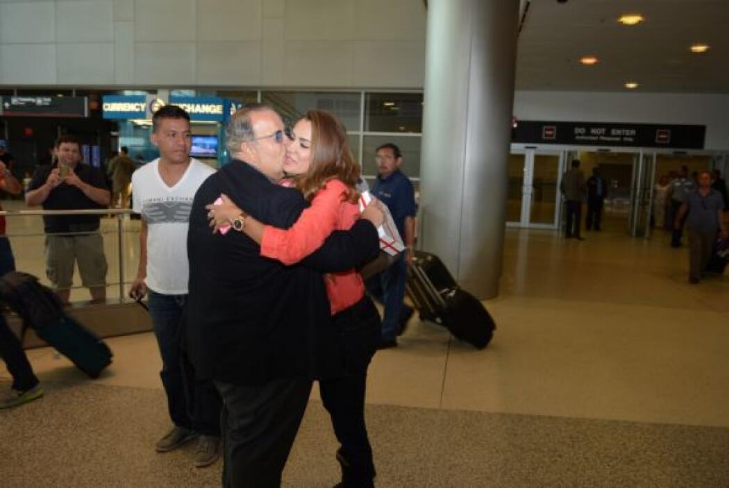 Después de su separación, Raúl recibió a Ninel con los brazos abiertos p...