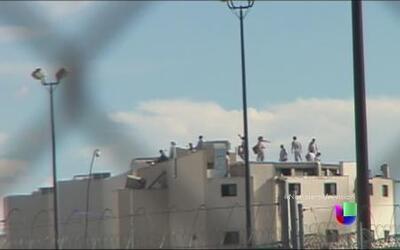 Reos mexicanos se fugaron de la cárcel en un impresionante operativo