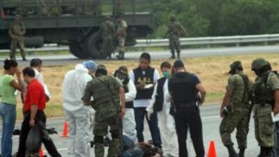 México emprendió una ofensiva nacional contra el narcotráfico, lo que au...