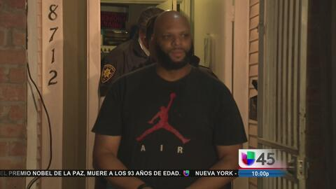 Capturan a sospechoso de amenazar con una bomba a una corte de Houston