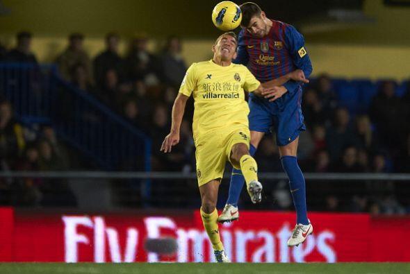 Villarreal aprovechó y corrió sin para los 90 minutos. El 'Submarino Ama...