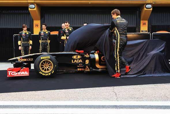 Kubica y el ruso Vitaly Petrov serían los dos pilotos titulares d...