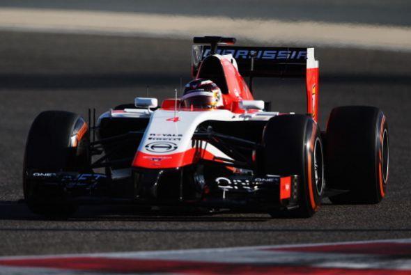 Marussia es un joven equipo, con apenas dos años en la Fórmula Uno. Jule...