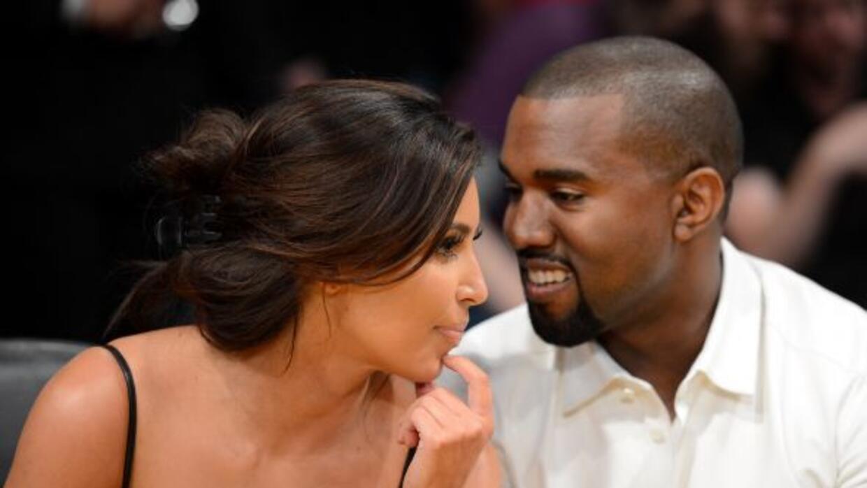 Kanye es fan del video sexual de Kim