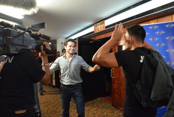 El colombiano Mateo se sumó al grupo de los elegidos.