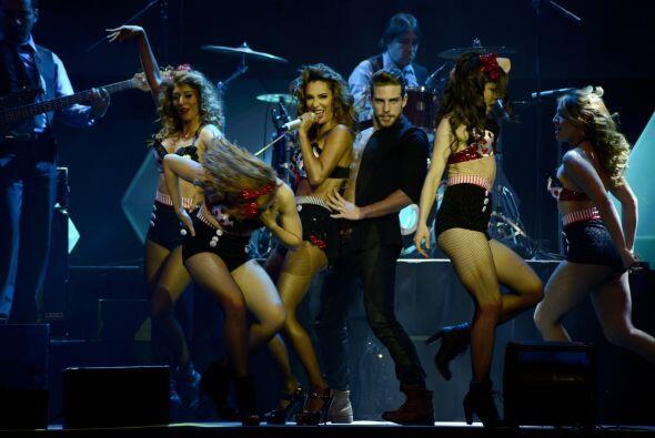 """Y dio un muy buen comienzo a la Noche de Nominados de los """"Premios TVyNo..."""