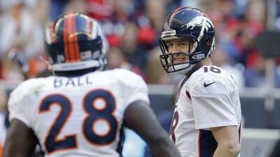 Peyton Manning es el nuevo rey de los pases de touchdown, con 51 en la t...