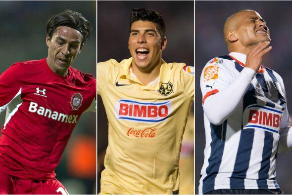 Jugadores que con su desempeño este jueves por la noche marcaron...