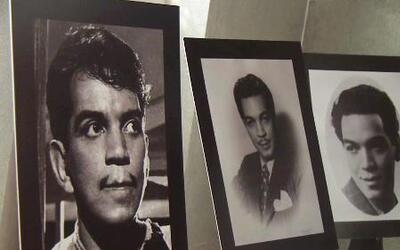 El hijo de Cantinflas conmemoró su muerte