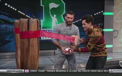 Christian Chávez se fue en blanco en el juego de la resortera