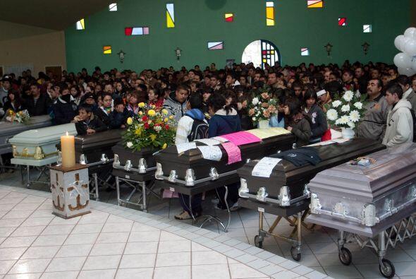 Fueron inocentes los que perdieron la vida ese trágico 30 de enero.