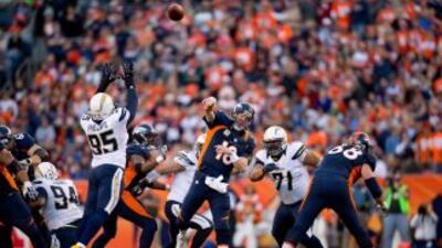 El más grande regreso hasta ahora en la temporada:Peyton Manning y sus...
