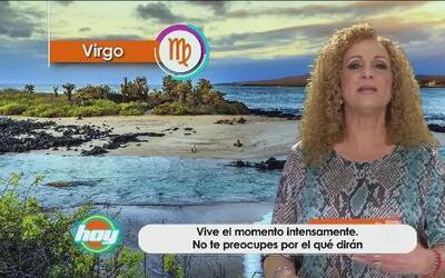 Mizada Virgo 25 de mayo de 2016