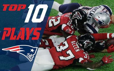 New England Patriots | Top 10 temporada 2016