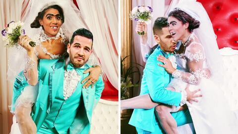 Mela la Melaza dice que ya se casó con el Chef Jesús y hasta tiene las p...
