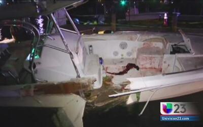 Surgen más detalles sobre el choque de embarcaciones ocurrido el 4 de julio