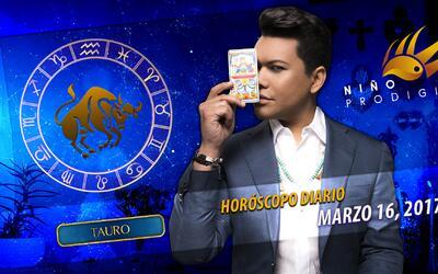 Niño Prodigio - Tauro 16 de marzo, 2017