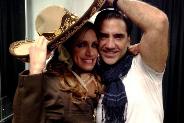 Hay varias fechas en los Estados Unidos para ver a Alejandro Fernández.