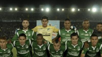 Cali venció 1-0 a Once Caldas, con gol del paraguayo Néstor 'Macho' Cama...