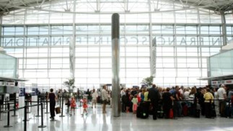 Retraso en los vuelos de San Francisco a LAX