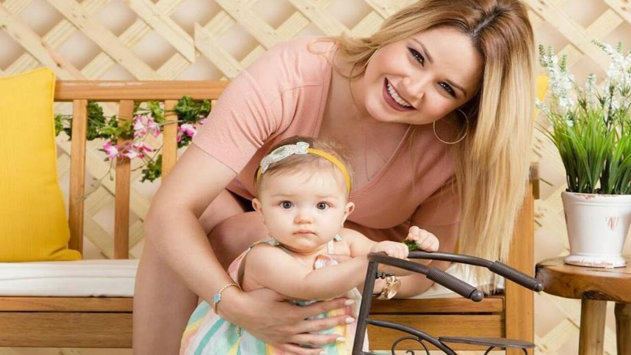 Gredmarie habla de la salud de la pequeña Kamilia