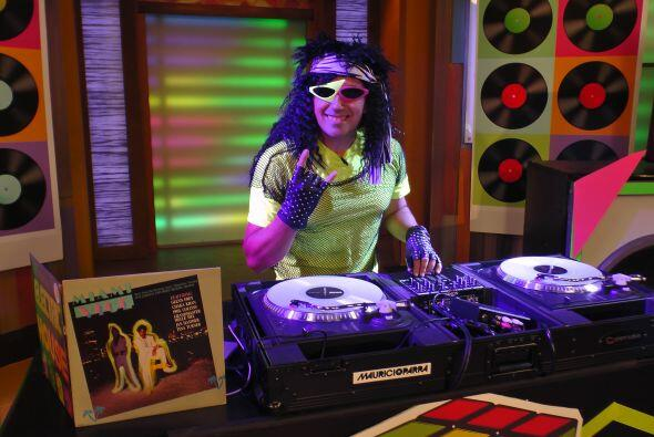 Esta época causó una revolución musical y en esta fiesta no podía quedar...