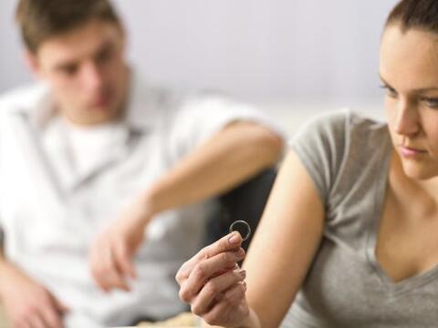 Cuando las parejas deciden separarse y seguir cada uno por su lado es im...
