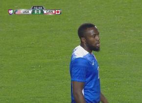 La suerte no le sonríe a Jozy Altidore que se pierde un gol frente al ar...