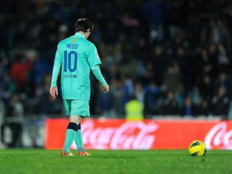 El Barcelona, con Messi y todas sus estrellas, fue sorprendido por un Ge...