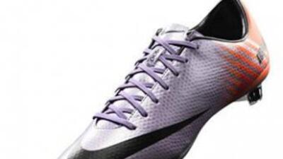 Estos serán los nuevos zapatos de 'CR7'. (Foto: Twitter)