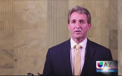 Senadores demócratas podrían tener una nueva esperanza para los 'Dreamers'