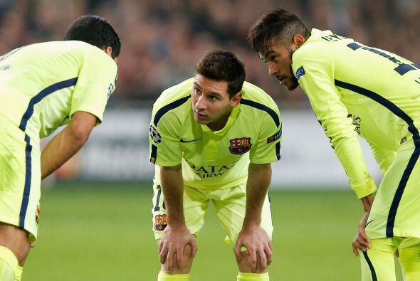 Y es que el promedio anotador de los referentes ofensivos del Madrid, Ba...