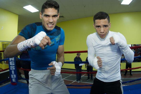 Ramírez y Valdez son el futuro del boxeo mexicano.