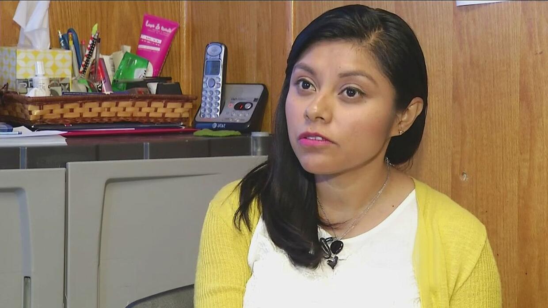 De indocumentada a abogada: Lizbeth Mateo cumple su sueño de graduarse e...