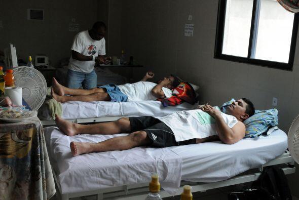 Araujo también anunció la muerte de los dos menores.