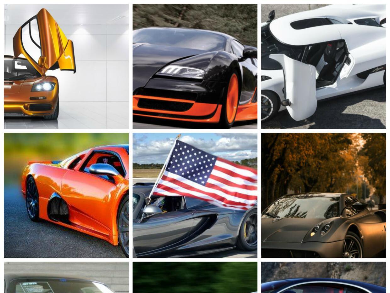 10 autos más rápidos de todos los tiempos