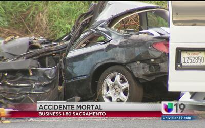 Accidente de tránsito cobra la vida de una persona