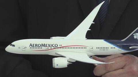 Aeroméxico abrió un vuelo directo desde Austin hasta el país azteca
