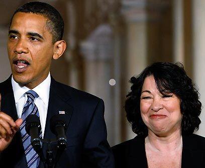 Nominación de ObamaEl 26 de mayo de 2009, el Presidente Barack Obama anu...