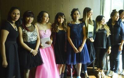 Fiesta adolescentes