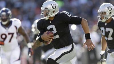 Terrelle Pryor jugará con los campeones defensores en el 2014 (AP-NFL).