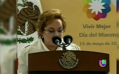 Arrestan a la mujer más poderosa de la política mexicana