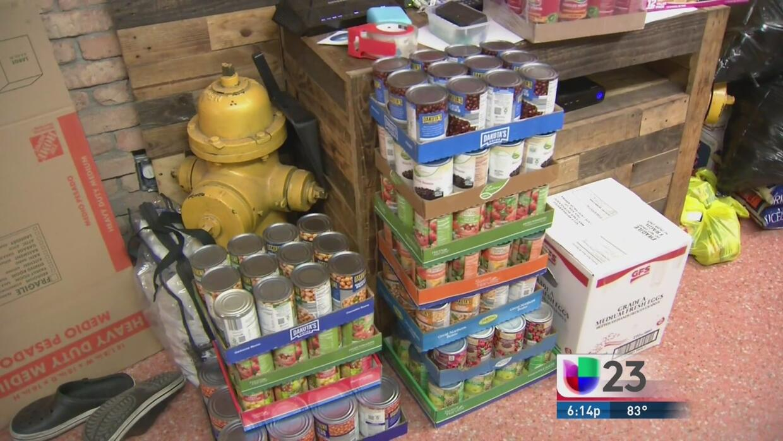 Organizaciones locales reciben donaciones para ayudar a Haití