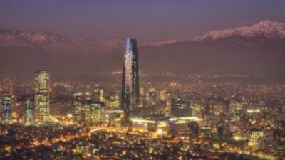 Un sismo remeció la capital chilena la madrugada de este jueves, no hay...