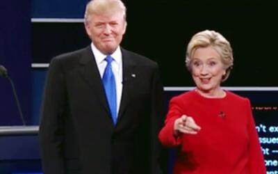 El primer debate presidencial entre Clinton y Trump alcanzó 84 millones...