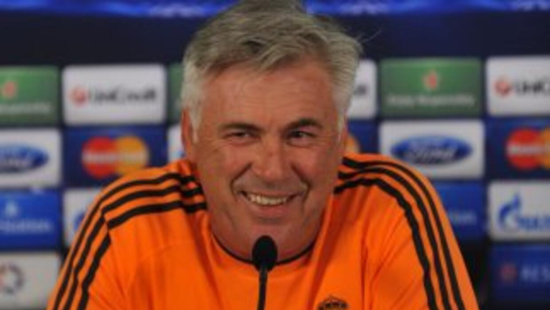 El técnico del Madrid no dudó en llenar de elogios al cuadro 'Colchonero...