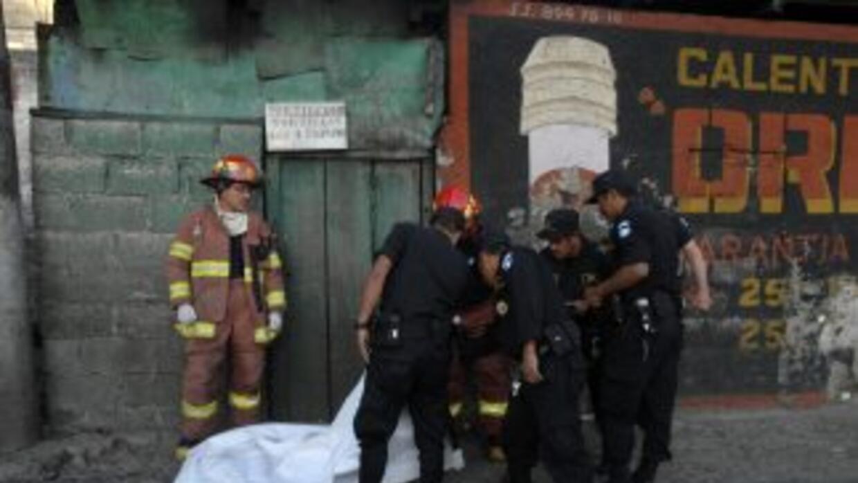Las autoridades de Guatemala detuvieron a la sospechosa que colocó bomba...