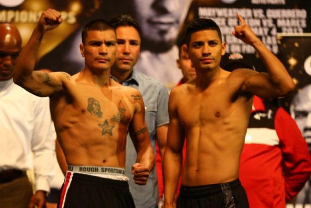 La afición mexicana está dividida ante estos dos grandes gladiadores.