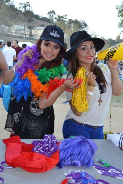 Go 4 It! en el festival H20 en Los Ángeles