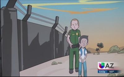 Campaña dirigida a niños migrantes
